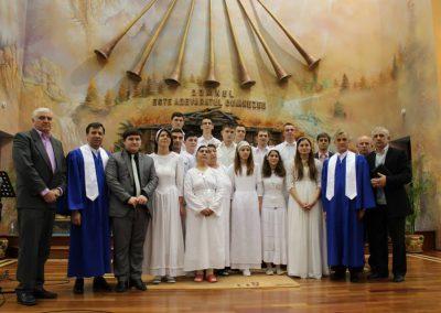 Botez în apă -19 Ianuarie 2014